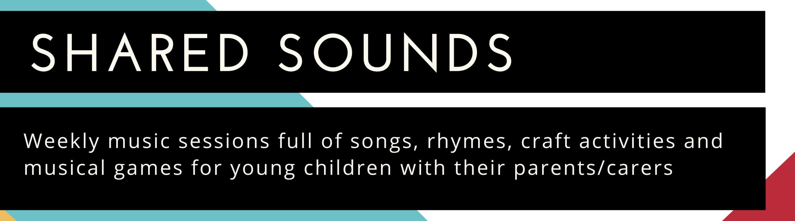 SHARED SOUNDS WEBSITE HEADER