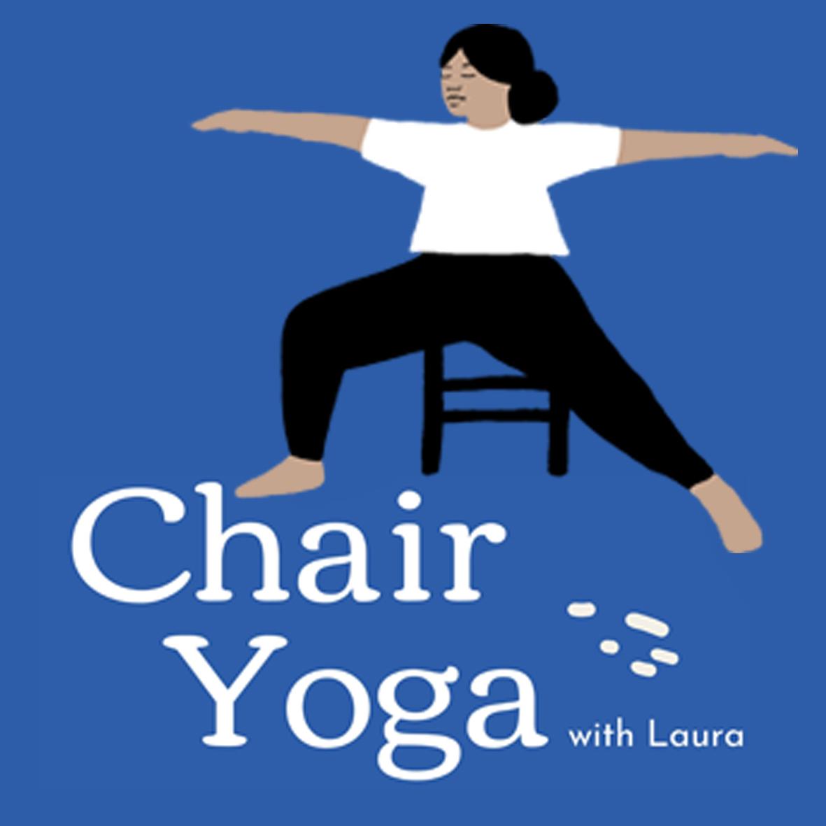 chair yoga square